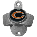 Siskiyou Buckle FWBO005 Chicago Bears Wall Mounted Bottle Opener