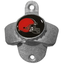 Siskiyou Buckle FWBO025 Cleveland Browns Wall Mounted Bottle Opener