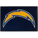 Siskiyou Buckle FWF040 San Diego Chargers Game Day Wiper Flag