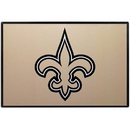 Siskiyou Buckle FWF150 New Orleans Saints Game Day Wiper Flag