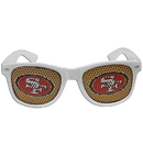 Siskiyou Buckle FWGD075W San Francisco 49ers Game Day Shades