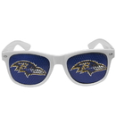 Siskiyou Buckle FWGD180W Baltimore Ravens Game Day Shades