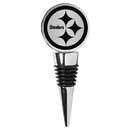 Siskiyou Buckle Pittsburgh Steelers Wine Stopper, FWNS160