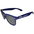 Siskiyou Buckle FWSG180 Baltimore Ravens Beachfarer Sunglasses