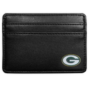 Siskiyou Buckle FWW115 Green Bay Packers Weekend Wallet