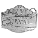 Siskiyou Buckle Navy Antiqued Belt Buckle, G50