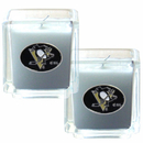 Siskiyou Buckle H2CD100 Pittsburgh Penguins? Scented Candle Set