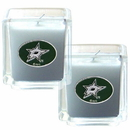 Siskiyou Buckle H2CD125 Dallas Stars Scented Candle Set