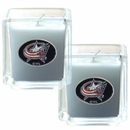 Siskiyou Buckle H2CD130 Columbus Blue Jackets? Scented Candle Set