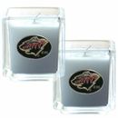Siskiyou Buckle H2CD145 Minnesota Wild? Scented Candle Set