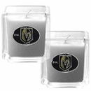 Siskiyou Buckle H2CD165 Las Vegas Golden Knights Scented Candle Set