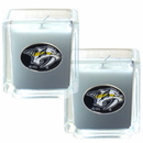 Siskiyou Buckle H2CD40 Nashville Predators? Scented Candle Set