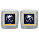 Siskiyou Buckle Buffalo Sabres Graphics Candle Set, H2CP25