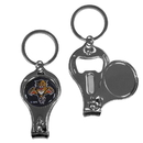 Siskiyou Buckle H3KC95 Florida Panthers Nail Care/Bottle Opener Key Chain