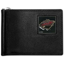 Siskiyou Buckle HBCW145 Minnesota Wild? Leather Bill Clip Wallet