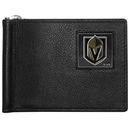 Siskiyou Buckle HBCW165 Vegas Golden Knights Leather Bill Clip Wallet