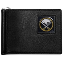 Siskiyou Buckle HBCW25 Buffalo Sabres Leather Bill Clip Wallet