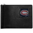 Siskiyou Buckle HBCW30 Montreal Canadiens Leather Bill Clip Wallet