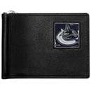 Siskiyou Buckle HBCW35 Vancouver Canucks Leather Bill Clip Wallet