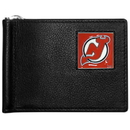 Siskiyou Buckle HBCW50 New Jersey Devils Leather Bill Clip Wallet