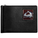 Siskiyou Buckle HBCW5 Colorado Avalanche? Leather Bill Clip Wallet