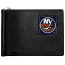 Siskiyou Buckle HBCW70 New York Islanders Leather Bill Clip Wallet