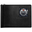 Siskiyou Buckle HBCW90 Edmonton Oilers Leather Bill Clip Wallet