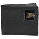 Siskiyou Buckle HBI55BX Anaheim Ducks? Leather Bi-fold Wallet