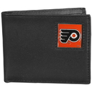 Siskiyou Buckle HBI65 Philadelphia Flyers? Leather Bi-fold Wallet Packaged in Gift Box