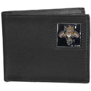 Siskiyou Buckle HBI95 Florida Panthers Leather Bi-fold Wallet Packaged in Gift Box