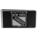 Siskiyou Buckle HBKM105 New York Rangers Black and Steel Money Clip