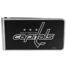 Siskiyou Buckle HBKM150 Washington Capitals Black and Steel Money Clip