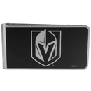 Siskiyou Buckle Las Vegas Golden Knights Black and Steel Money Clip, HBKM165