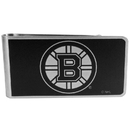 Siskiyou Buckle HBKM20 Boston Bruins Black and Steel Money Clip