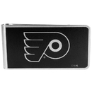 Siskiyou Buckle HBKM65 Philadelphia Flyers Black and Steel Money Clip