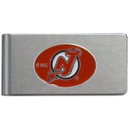 Siskiyou Buckle HBMC50 New Jersey Devils? Brushed Metal Money Clip