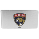 Siskiyou Buckle HBMP95 Florida Panthers Logo Money Clip