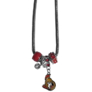 Siskiyou Buckle HBNK120 Ottawa Senators Euro Bead Necklace