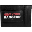 Siskiyou Buckle New York Rangers Logo Leather Cash and Cardholder, HCCP105