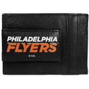Siskiyou Buckle Philadelphia Flyers Logo Leather Cash and Cardholder, HCCP65