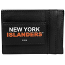 Siskiyou Buckle New York Islanders Logo Leather Cash and Cardholder, HCCP70