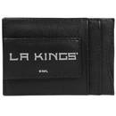 Siskiyou Buckle Los Angeles Kings Logo Leather Cash and Cardholder, HCCP75