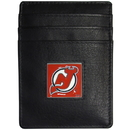 Siskiyou Buckle HCH50 New Jersey Devils? Leather Money Clip/Cardholder Packaged in Gift Box