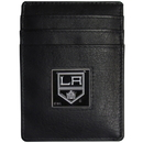 Siskiyou Buckle HCH75BX Los Angeles Kings? Leather Money Clip/Cardholder