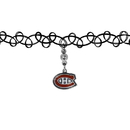 Siskiyou Buckle Montreal Canadiens Knotted Choker, HCKR30