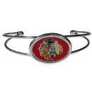 Siskiyou Buckle Chicago Blackhawks Cuff Bracelet, HCUB10