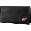 Siskiyou Buckle HDCK110BX Detroit Red Wings? Deluxe Leather Checkbook Cover