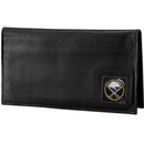 Siskiyou Buckle HDCK25BX Buffalo Sabres? Deluxe Leather Checkbook Cover