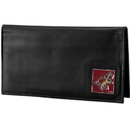 Siskiyou Buckle HDCK45BX Arizona Coyotes? Deluxe Leather Checkbook Cover
