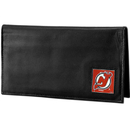 Siskiyou Buckle HDCK50BX New Jersey Devils? Deluxe Leather Checkbook Cover